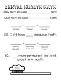 Dental Health Math
