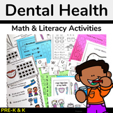 Dental Health Math and Literacy Activities for Preschool o