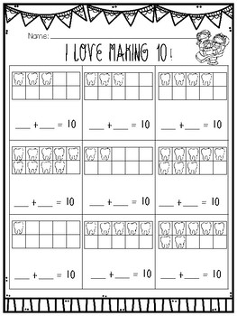 Dental Health Math and Literacy Activity Pack Printables Dental Health Month