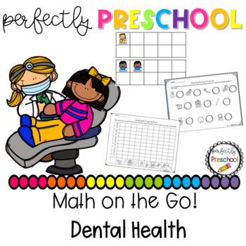 Dental Health Math on the Go!