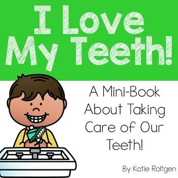 Dental Health Mini-Book
