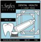 Dental Health Mini Clipart Bundle {A Hughes Design}