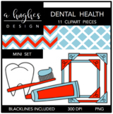 Dental Health Mini Set {Graphics for Commercial Use}