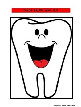 Dental Health Mini Unit