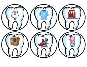 Dental Health- Mini Unit