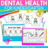 Dental Health Month Activities for Kindergarten Mini Unit