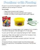 Dental Health Month - Fractions & Games