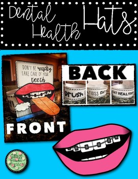 Dental Health Month Hat Craft