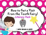 Dental Health Month and Tooth Fairy Pack