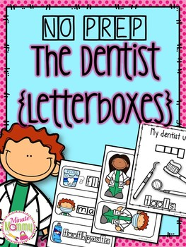 Emergent Readers: Dental Health Unit {Letterboxes}