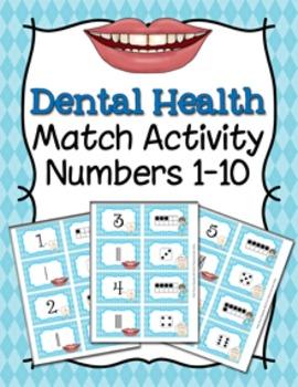 Dental Health Number Match