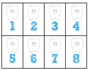 Dental Health Number Ordering