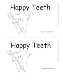 Dental Health PACK Printable Book Base Ten Game Sight Words Math Skillsheets