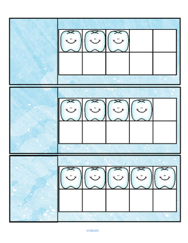 Dental Health Centers, Activities and Printables for Preschool and Kindergarten