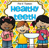 Dental Health Centers, Activities and Printables About Teeth for Preschool
