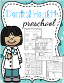 Dental Health Preschool Printables