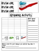 Dental Health Probability and Graphing Activity