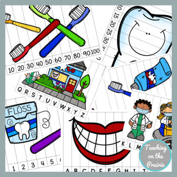 Dental Health Puzzles