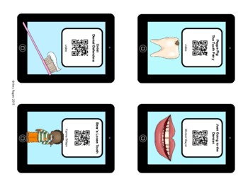Dental Health QR Codes