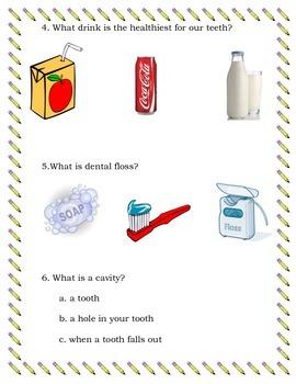 Dental Health Quiz