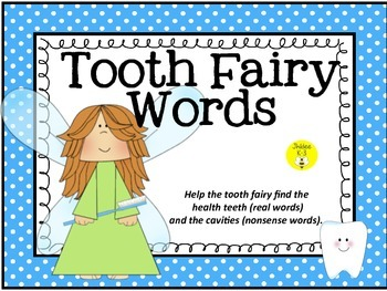 Dental Health Real/Nonsense Words