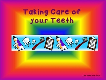 Dental Health Review ANIMATED PowerPoint