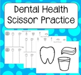 Dental Health Scissor Practice