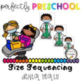 Dental Health Size Sequencing {Dollar Deal}