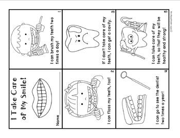 Dental Health Craftivity: Stuff-A-Tooth Workshop