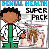 Dental Health Super-Pack: Science and Literacy Activities