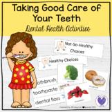 Dental Health-Taking Good Care of Your Teeth