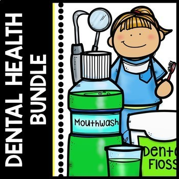 Lifetime health teaching resources teachers pay teachers dental health teeth special education life skills bundle fandeluxe Image collections