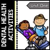 Dental Health - Teeth - Special Education - Life Skills - Craftivity