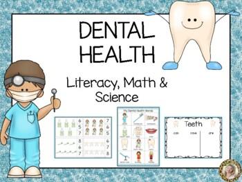 Dental Health Theme Learning Pack
