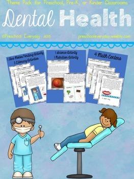 Dental Health Theme Pack