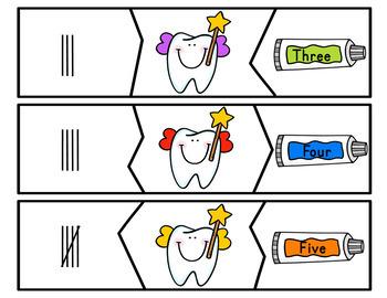 Dental Health Preschool