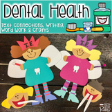 Dental Health Month Tooth Unit   Distance Learning