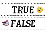Dental Health True or False