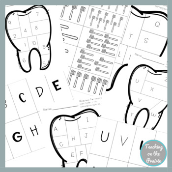 Dental Health Turn and Color
