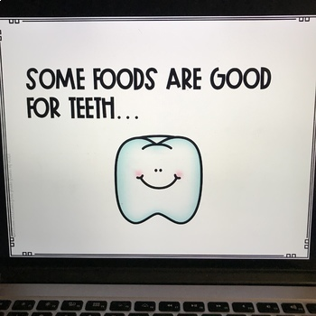 Dental Health Unit: Foods and Activities for Healthy Teeth