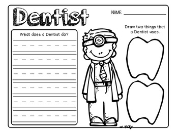 Dental Health Unit Plan