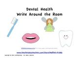 Dental Health Write Around the Room Freebie (Please rate!)