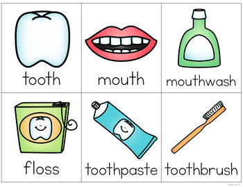 Dental Health Writing Center