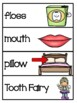 Dental Health Writing Centers