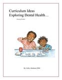 Dental Health curriculum unit