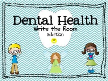 Dental Health write the room addition