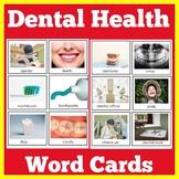 Dental Heath Printable Cards