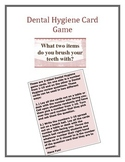 Dental Hygiene Card Game
