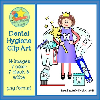 Dental Hygiene Clip Art