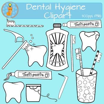 Dental Hygiene Clipart